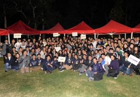 VC's X'mas Party with CU Teams