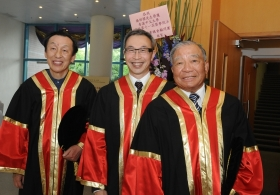 Eleventh Honorary Fellowship Conferment Ceremony