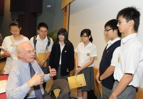 Conversation with Professor Sir Martin J. Evans