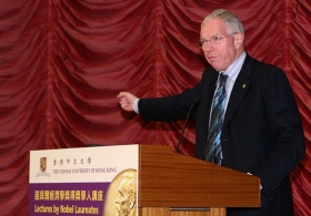 Lecture by Professor Edmund S. Phelps, 2006 Nobel Laureate in Economic Sciences on Lecture 'Keys to Endless Economic Development'