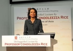 Professor Condoleezza Rice on 'The Future of Asia'