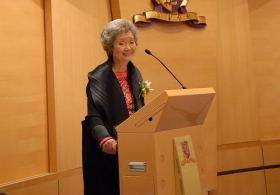 Adrienne Clarkson on 'From Hong Kong to Hong Kong in 65 Years'