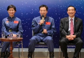 Shenzhou-9 Manned Spaceflight Mission Seminar (Highlight Version)