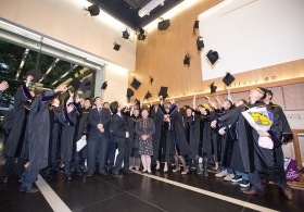 Master's Degree (2011-2012) Graduation Ceremony