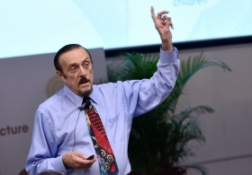 "Professor Philip Zimbardo on ""My Journey from Evil to Heroism"" (Full Version)"