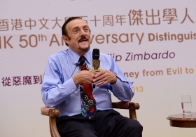"Professor Philip Zimbardo on ""My Journey from Evil to Heroism"" (highlight Version)"
