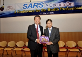 SARS A Decade On: A Conference for the Health Professionals