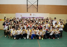 CUHK Golden Jubilee Marathon Team Award Ceremony (Full Version)