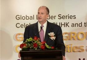 'Global Growth: Opportunities and Challenges in China' by Mr. John Rice, Vice Chairman of General Electric (GE)  (Full Version)