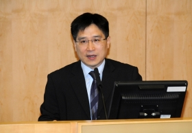 Professor Wong Heung Sang Stephen on 'The Development and Future of Sports Science'