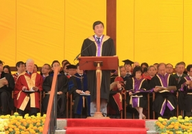 An address by the Vice-Chancellor in 74th Congregation for the Conferment of Degrees
