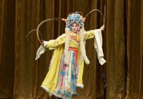 An Operatic Journey of Cultural Heritage through Peking, Kunqu and Cantonese Traditions-Peking/Kunqu opera (Part A)