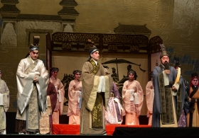 An Operatic Journey of Cultural Heritage through Peking, Kunqu and Cantonese Traditions - Cantonese Opera (Part B)
