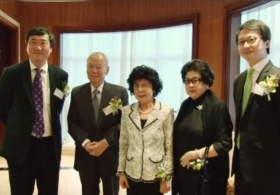 Faculty of Medicine, CUHK — Gerald Choa Memorial Lecture cum Dinner
