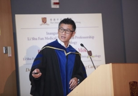 Prof. Tony Mok on 'Declaration of War Against Lung Cancer'(Full Version)