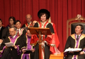Thirteenth Honorary Fellowship Conferment Ceremony (Highlight Version)