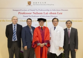 Professor Nelson Lai-shun Lee on 'At the Forefront — Challenges of Emerging Infectious Diseases to Physicians' (Full Version)