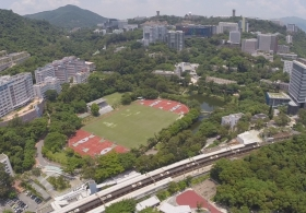 Soaring Over CUHK