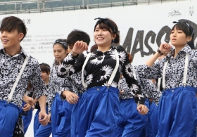 Joint University Mass Dance 2014