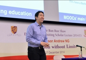 Professor Andrew Ng on 'Education without Limits' (Highlight Version)