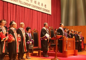 Fourteenth Honorary Fellowship Conferment Ceremony (Highlight Version)