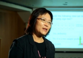 Awardee of 2011 UGC Teaching Award: Prof. Poon Wai Yin (Chinese subtitle)