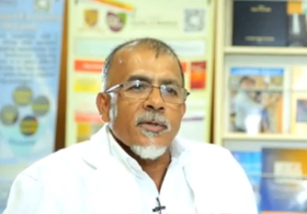 Awardee of 2012 UGC Teaching Award: Prof. Shekhar Madhukar Kumta (Chinese subtitle)