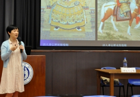 Prof. Xu Xiaodong on 'Emperor Qianlong and the Jades of His Reign'