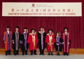 80th Congregation for the Conferment of Degrees (Highlight version)