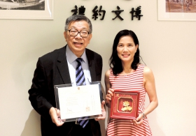 Thirty-five years with CUHK
