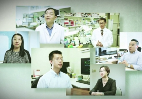 Beliefs of Scientific Researchers Who Engage in Biomedical Research (Chinese version)