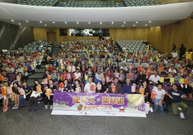 Celebrating Mid-Autumn Festival with the Elderly