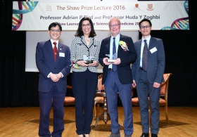 The Shaw Prize Lecture in Life Science and Medicine 2016