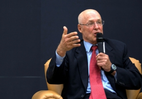 Dealing with China: Mr. Henry M. Paulson, Jr. in conversation with Prof. Lawrence J. Lau
