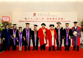 82nd Congregation for the Conferment of Degrees (Highlight version)