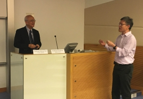 Prof. Samuel SM Sun on 'Science Essence: The Springhead of Motivation and Innovation'