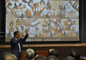Prof. Ho Puay-peng on 'Appreciating Dunhuang- An Aesthetic Journey in 6th Century'
