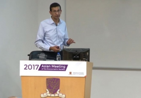 Invited Lecture by Professor Raj Chetty on 'The Impacts of Neighborhoods on Intergenerational Mobility'
