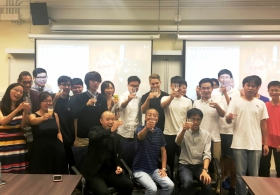 CUHK Team Cheers on the Announcement of 2017 Physics Nobel Laureates
