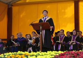 Speech of the Vice-Chancellor in 83rd Congregation for the Conferment of Degrees