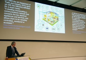 "Prof. Gerhard Schmitt on ""Big Data-Informed Urban Design for Responsive Cities"""