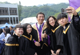 Prof. Joseph Sung's Sharing on His Last Day as CUHK Vice-Chancellor