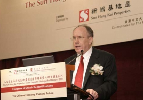 Professor Edward C. Prescott on 'The Chinese Economy: Past and Future'