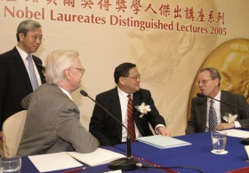 SHKP Nobel Laureates Distinguished Lecture - Panel II Discussion