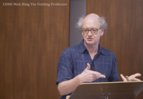 "Prof. Nicholas Cook on ""Socialities of Music"""