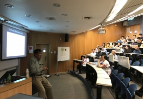 The 4th Yen Kwo-Yung Lecture in Life Sciences by Professor Peter KL NG on 'Games Scientists Play: Benchmarking, Publications and Impact'