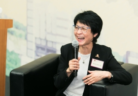 Distinguished Alumni-in-Residence Programme - Dorothy Yuen