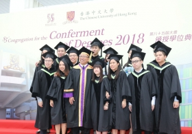 85th Congregation for the Conferment of Degrees