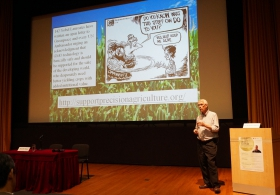 The 5th Yen Kwo-Yung Lecture in Life Sciences by Sir Richard J. Roberts on 'Why You Should Embrace GMOs'