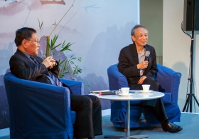 Arts and Life - Dialogue between Dr. Gao Xingjian and Prof. FONG Chee Fun